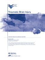 Veterans Health Initiative Traumatic Brain Injury - Public Health