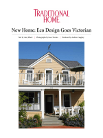 New Home: Eco Design Goes Victorian - Grace Design Associates