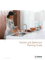 Kitchen and Bathroom Planning Guide - Moen