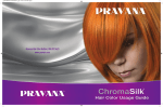 Pravana Hair Color Hotline: 800.957.5629 www.pravana.com