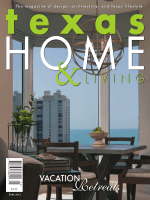 Texas Home Living • May/June 2012 - Patti Allen Interiors