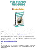 Tutorial On - How to Create a Website