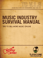 Tips to Sell More Music Online. - TuneCore