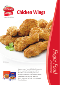 Chicken Wings - Inghams Enterprises