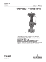 easy-e Control Valves - Documentation.emersonprocess.com