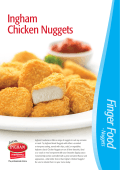 Ingham Chicken Nuggets