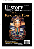 KING TUTS TOMB - History Magazine