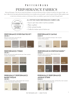 Fabric Guide - Pottery Barn