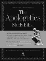 The Apologetics Study Bible - Dr. David Jeremiah