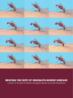beating the bite of mosquito-borne disease - Medical Entomology