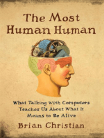 The Most Human Human What Talking with Computers - Index of