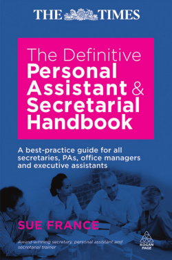 The Definitive Personal Assistant and Secretarial Handbook - Clare