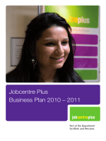 [ARCHIVED CONTENT] Publications – Jobcentre Plus - DWP