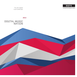 Digital Music Nation 2013 - BPI