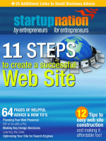 11 Steps to Create a Successful Website - Cornerstone Business