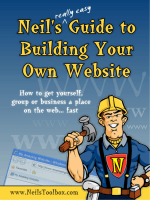 Neils Really Easy Guide to Building Your Own Website