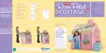 PLAYSKOOL DREAM TOWN ROSE PETAL Cottage Instructions