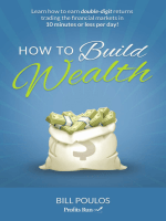 How To Build Wealth - Amazon Web Services