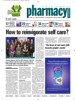 How to reinvigorate self care? - Pharmacymag.co.uk