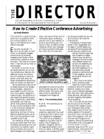 How to Create Effective Conference Advertising - Association of