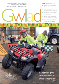 farmers given advice on how to avoid accidents - Grassland