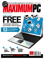 HOW TO GET PROGRAMS, SERVICES, SOFTWARE - Maximum PC