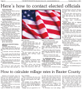 Heres how to contact elected officials - The Baxter Bulletin