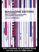 Magazine Editing: 2nd Edition: How to Develop and - yimg.com