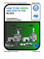 How to be Green and Stay in the Black - infoHouse