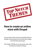 How to create an online store with Drupal
