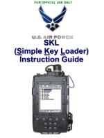 SKL (Simple Key Loader) How To Guide - Public Intelligence