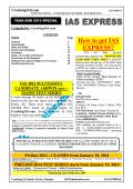 How to get IAS EXPRESS? - CrackingIAS.com