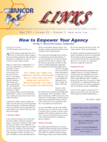 How to Empower Your Agency - Ancor