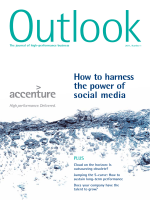 How to harness the power of social media - Accenture