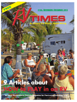 9 Articles about HOW to PLAY in an RV - The RV Times