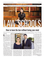How to learn the law without losing your mind - Daily Business Review