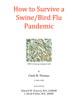 How to Survive a Swine/Bird Flu Pandemic - astronomy links
