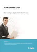 How to Configure a Captive Portal on the DWC-1000 - D-Link