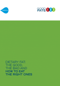 Client Education Flip Book - Good Fats 101