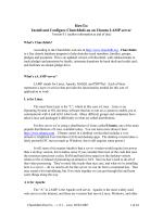 How To Set up ChurchInfo on Ubuntu LAMP Server