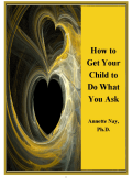 How to Get Your Child to Do What You Ask - The Nay / McNee Clan