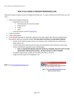 Swap Sheet Veridian Credit Union