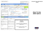 How to Use IEEE Xplore.pub - Universiti Tunku Abdul Rahman