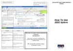 How to Use IEEE Xplore.pub - Universiti Tunku Abdul Rahman