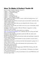 How To Make A Perfect Teslin ID - Stashbox.org
