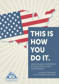 HOW TO MAKE A DIFFERENCE IN YOUR STATE  LOCAL