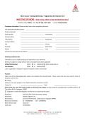 Short Course Training Workshop – Registration  Payment - aprea