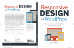 Responsive Design with WordPress: How to Make - Pearsoncmg