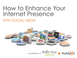 How to Enhance Your Internet Presence - Squarespace