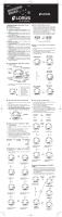 CAL. Z012 (R23 SERIES) - Lorus